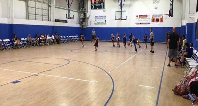 Central Jersey Basketball Court Rentals