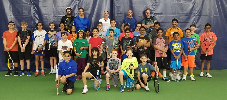 Monroe Sports Center Summer Tennis Camp