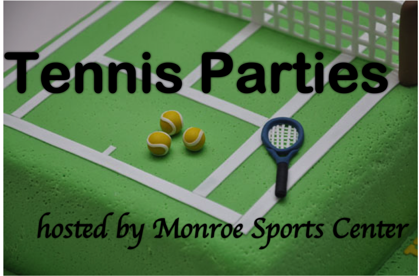 Monroe Sports Center - Birthday Parties at MSC